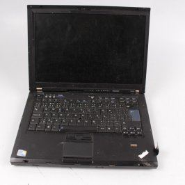 Notebook Lenovo R400 C2D 1,8 GHz, 2 GB RAM
