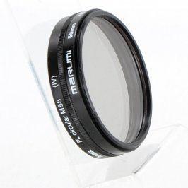 Polarizační filtr Marumi cirkulární 58 mm