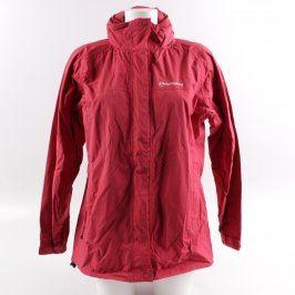 Dámská bunda Sprayway podzimní červená