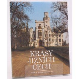 Kniha J. a M. Erhartovi: Krásy jižních Čech