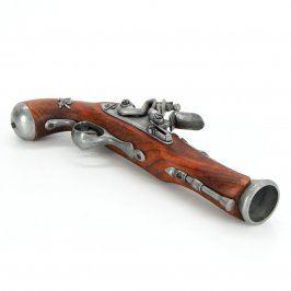 Maketa křesadlové zbraně 29 cm