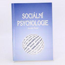 Kniha Sociální psychologie-Jaroslav Řezáč