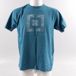 Pánské tričko Horsefeathers tyrkysové