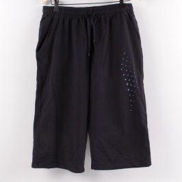 Pánské šortky Temster teplákové černé