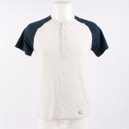 Pánské tričko H&M zapínání na knoflíky
