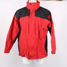 Pánská bunda RVC červená s černými prvky