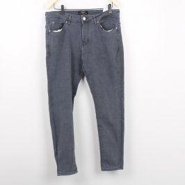 Pánské kalhoty Bershka Super skinny fit