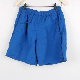 Pánské šortky Adidas modré s kapsami