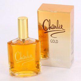Toaletní voda Revlon Charlie Gold