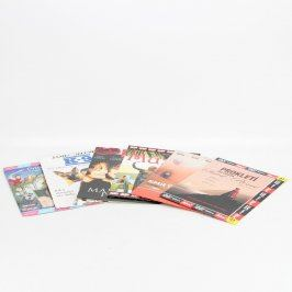 Mix BluRay, DVD a VHS 143391