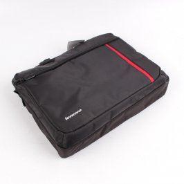 Brašna na notebook Lenovo 40x31x10 cm  černá