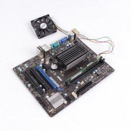 Základní deska MSI C847MS-E33 + 4 GB DDR3