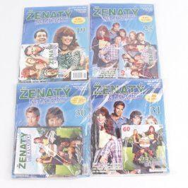 DVD Seriál Ženatý se závazky