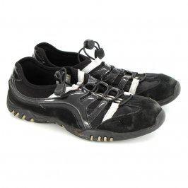Dámská volnočasová obuv černobílá