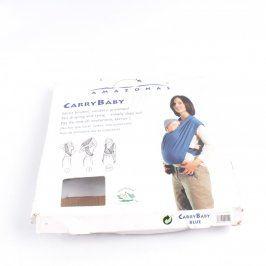 Šátek Amazonas Carry Baby