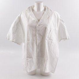 Zdravotnická košile bílé barvy