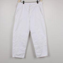 Zdravotnické kalhoty Ľubica bílé
