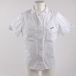 Zdravotnická košile s krátkým rukávem