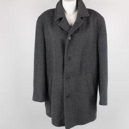 Pánský kabát Daniel Moore šedý