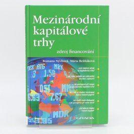 Kniha Mezinárodní kapitálové trhy
