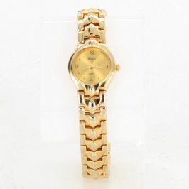 Dámské hodinky Alexis elegantní zlaté