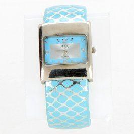 Dámské náramkové hodinky ALG modré