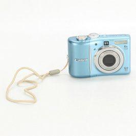Fotoaparát Canon PowerShot A1100 IS modrý