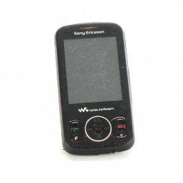 Mobilní telefon Sony Ericsson W100i černý