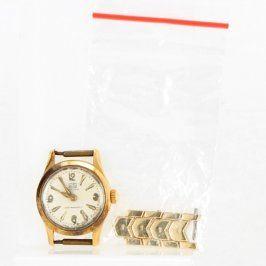 Pánské hodinky Ruhla zlaté