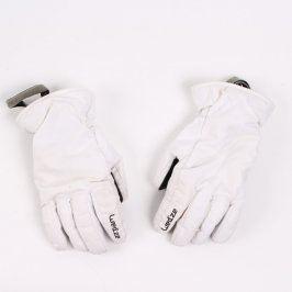 Dětské rukavice Wed'ze bílo-černé barvy