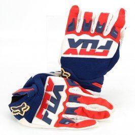 Motokrosové rukavice Fox pánské