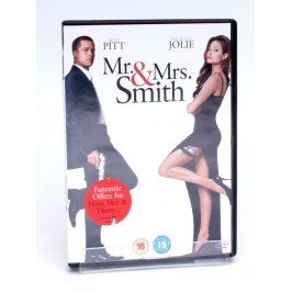 DVD Mr.&Mrs.Smith