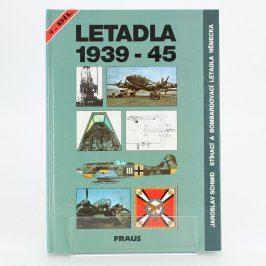 Kniha Letadla 1939-45 1.díl Německo