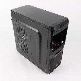 PC ATX skříň Aerocool černá