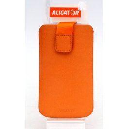 Pouzdro Aligator Fresh Neon orange Galaxy S2