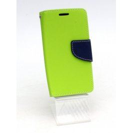 Obal na mobil Core Prime zelený pro Galaxy 2