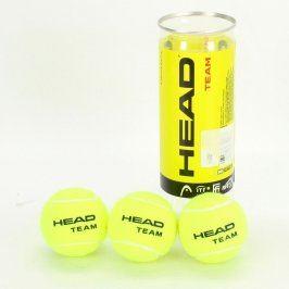 Tenisové míče přetlakované Head Team