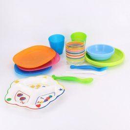 Sada dětského nádobí multikolor