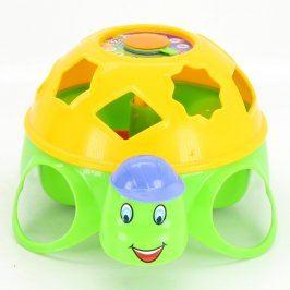 Vkládačka dětská ve tvaru želvy