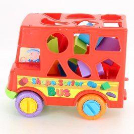 Vkládačka Fun Time Shape Sorter Bus