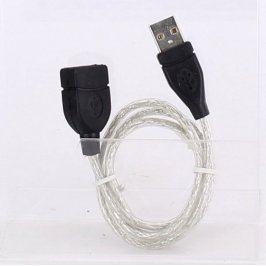 Prodlužovací USB kabel délka 55 cm