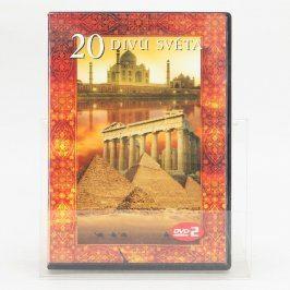 Dokument 20 Divů Světa DVD 2