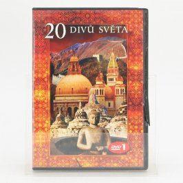 Dokument 20 Divů Světa DVD 1