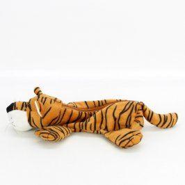 Penál ve tvaru tygra látkový