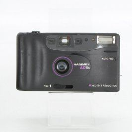 Analogový fotoaparát Hanimex AD6S