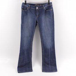 Dámské džíny Marks & Spencer modré barvy