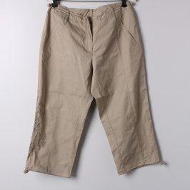Dámské 3/4 kalhoty BPC béžové