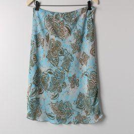 Dámská sukně Biaggini květovaná