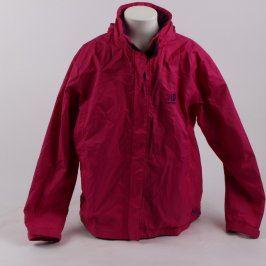 Dívčí bunda Karrimor odstín červeno růžové