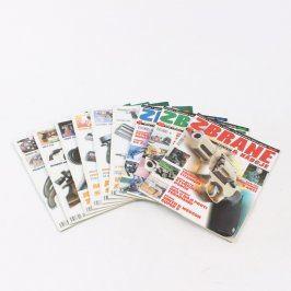 Časopisy: Střelecká revue a Zbraně